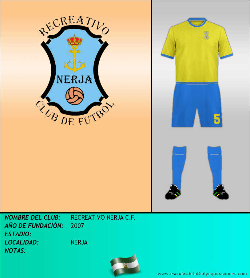 Escudo de RECREATIVO NERJA C.F.