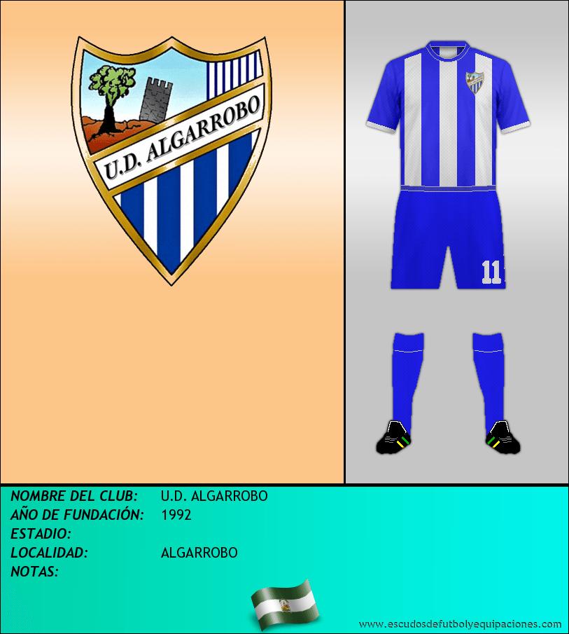 Escudo de U.D. ALGARROBO