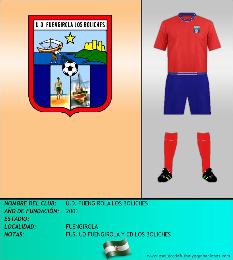 Escudo de U.D. FUENGIROLA LOS BOLICHES