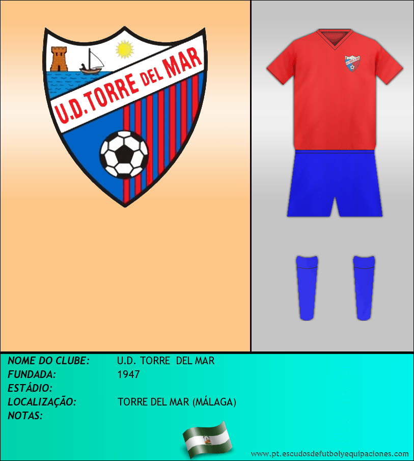 Escudo de U.D. TORRE  DEL MAR