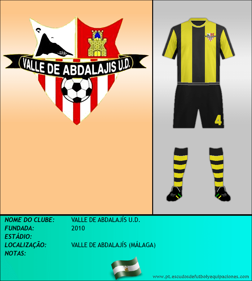 Escudo de VALLE DE ABDALAJÍS U.D.