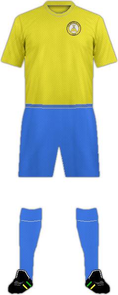 Camiseta LA MOTILLA F.C.