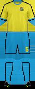 Camiseta CASTILLO C.F.
