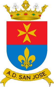 Escudo de AGRUP. DEP. SAN JOSE (ANDALUCÍA)