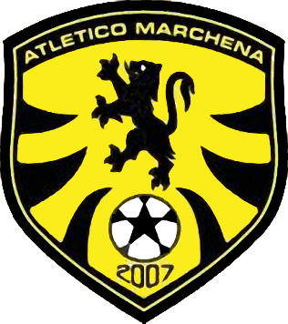 Escudo de ATLÉTICO MARCHENA (ANDALUCÍA)