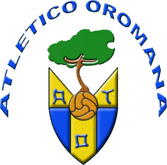 Escudo de ATLETICO OROMANA (ANDALUZIA)