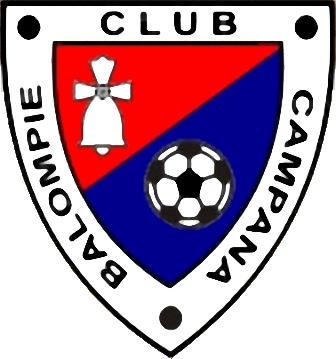 Escudo de C. CAMPANA BALOMPIÉ (ANDALUCÍA)