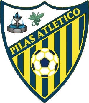 Escudo de C. PILAS ATLÉTICO (ANDALUCÍA)