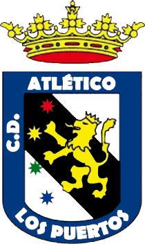 Escudo de C.D. ATLÉTICO LOS PUERTOS (ANDALUCÍA)