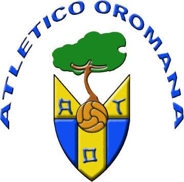 Escudo de C.D. ATLÉTICO OROMANA (ANDALUCÍA)