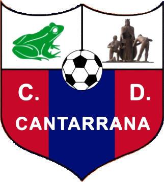 Escudo de C.D. CANTARRANA (ANDALUCÍA)