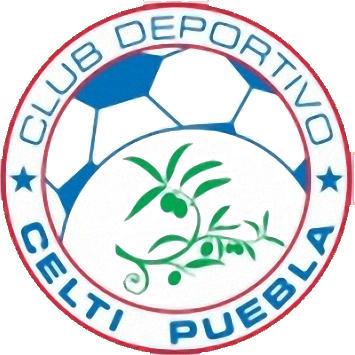 Escudo de C.D. CELTI PUEBLA (ANDALUCÍA)