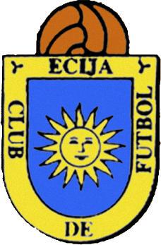 Escudo de C.D. ECIJA CF (ANDALUCÍA)