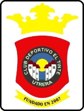Escudo de C.D. EL TINTE (ANDALUCÍA)
