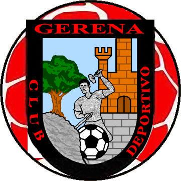 Escudo de C.D. GERENA (ANDALUCÍA)