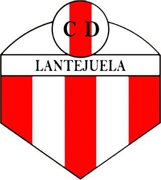 Escudo de C.D. LANTEJUELA (ANDALUCÍA)