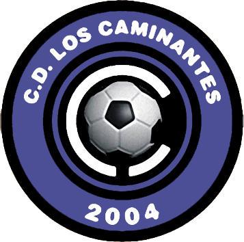 Escudo de C.D. LOS CAMINANTES (ANDALUCÍA)