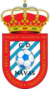 Escudo de C.D. NAVAS (ANDALUCÍA)
