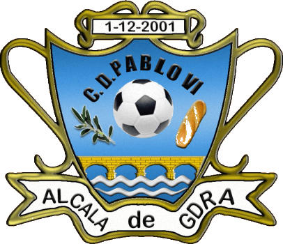 Escudo de C.D. PABLO VI (ANDALUCÍA)