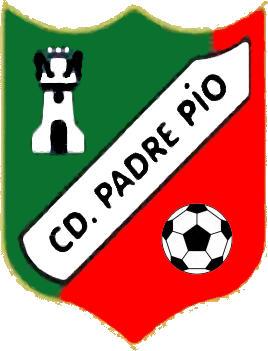Escudo de C.D. PADRE PÍO (ANDALUCÍA)