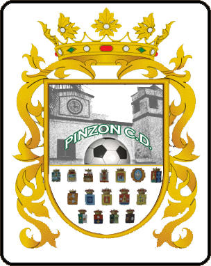 Escudo de C.D. PINZON (ANDALUZIA)