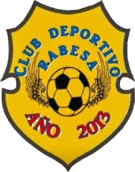 Escudo de C.D. RABESA (ANDALUZIA)