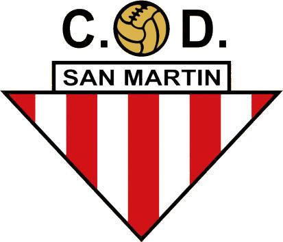 Escudo de C.D. SAN MARTIN (ANDALUCÍA)