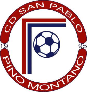 Escudo de C.D. SAN PABLO PINO MONTANO (ANDALUCÍA)