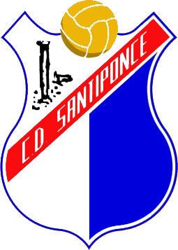 Escudo de C.D. SANTIPONCE (ANDALUCÍA)