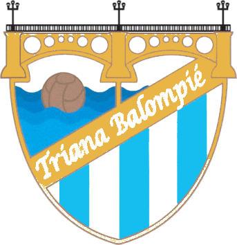 Escudo de C.D. TRIANA BALOMPIÉ (ANDALUCÍA)