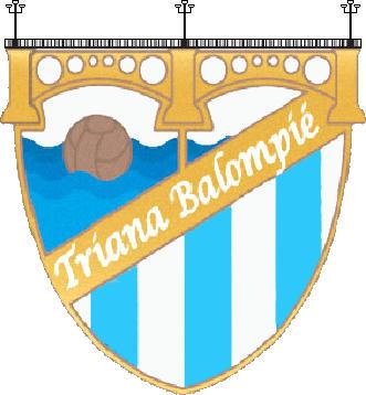 Escudo de C.D. TRIANA BALOMPIE (ANDALUCÍA)