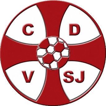 Escudo de C.D. VVA. DE S. JUAN (ANDALUCÍA)