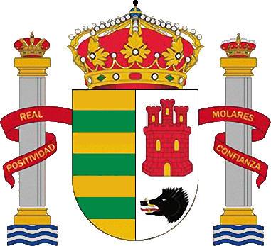 Escudo de C.D.U. LOS MOLARES (ANDALUCÍA)