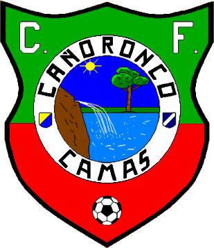 Escudo de C.F. CAÑORONCO (ANDALUCÍA)