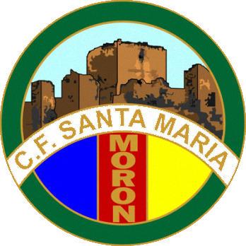 Escudo de C.F. SANTA MARIA (ANDALUCÍA)