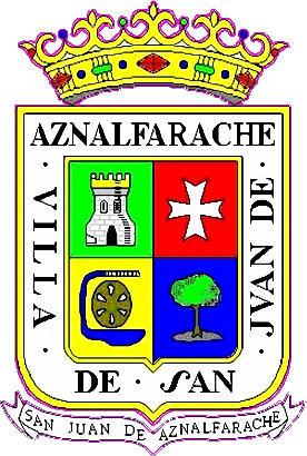 Escudo de C.M.D. SAN JUAN  (ANDALUZIA)
