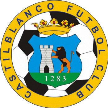 Escudo de CASTIBLANCO F.C. (ANDALUCÍA)