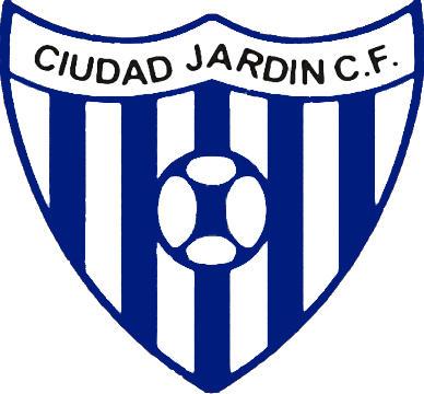 Escudo de CIUDAD JARDIN C.F. (ANDALUCÍA)