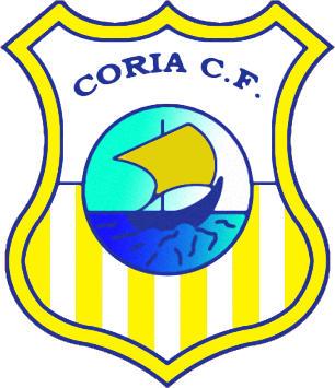Escudo de CORIA CF (ANDALUCÍA)