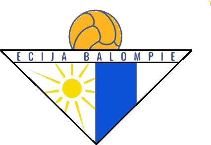Escudo de ECIJA BALOMPIE (ANDALUCÍA)