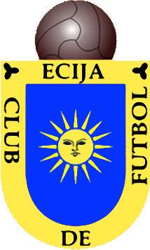Escudo de ECIJA C.F. (ANDALUCÍA)