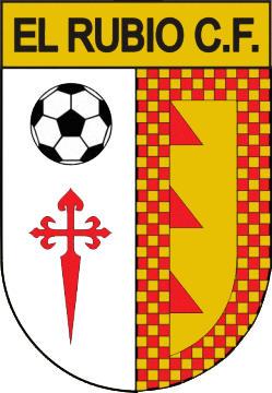 Escudo de EL RUBIO C.F. (ANDALUCÍA)
