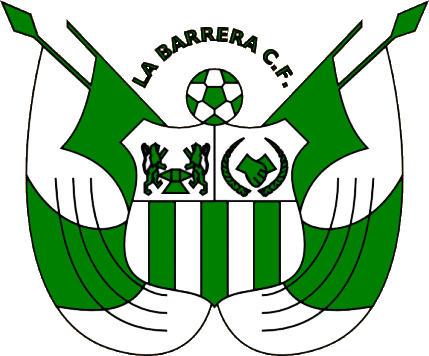 Escudo de LA BARRERA C.F. (ANDALUZIA)