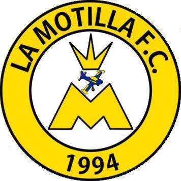 Escudo de LA MOTILLA F.C. (ANDALUZIA)