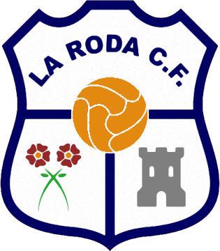 Escudo de LA RODA C. FÚTBOL (ANDALUCÍA)
