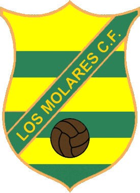 Escudo de LOS MOLARES  C.F. (ANDALUZIA)