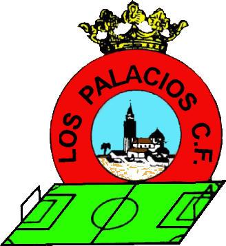 Escudo de LOS PALACIOS C.F. (ANDALUZIA)