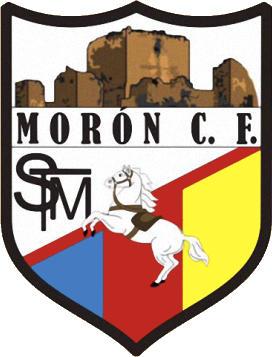 Escudo de MORÓN CF (ANDALUCÍA)