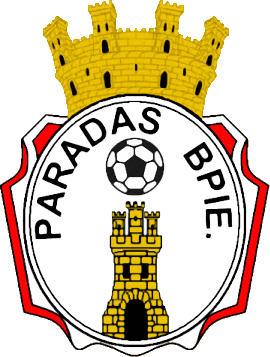 Escudo de PARADAS BALOMPIE (ANDALUCÍA)