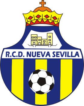 Escudo de R.C.D. NUEVA SEVILLA (ANDALUCÍA)